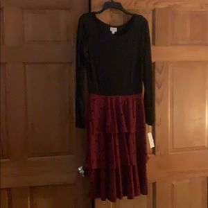 BNWT Lularoe Georgia Dress